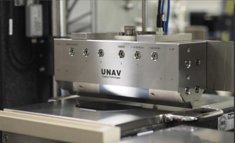 CSEM coating UNAV