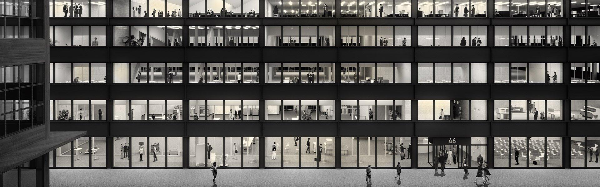 Gebäude Switzerland Innvation Park